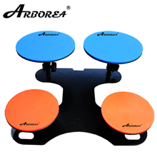 Practice Drum Pad Set